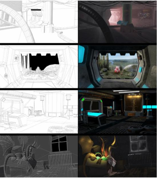 Animation 3d mod lisation 3d cours coll ge o 39 sullivan for 3d modelisation