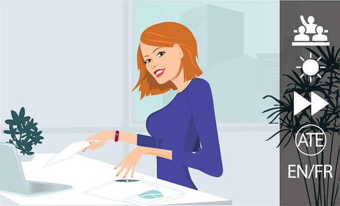 DEC Techniques de bureautique coordination du travail de bureau ACCÉLÉRÉ