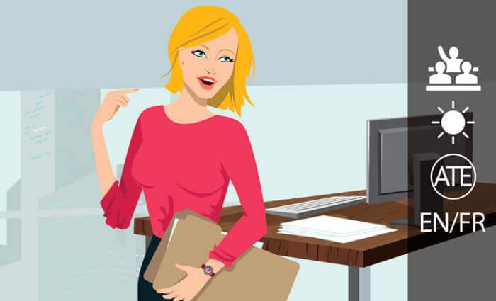 DEC bureautique coordination du travail de bureau