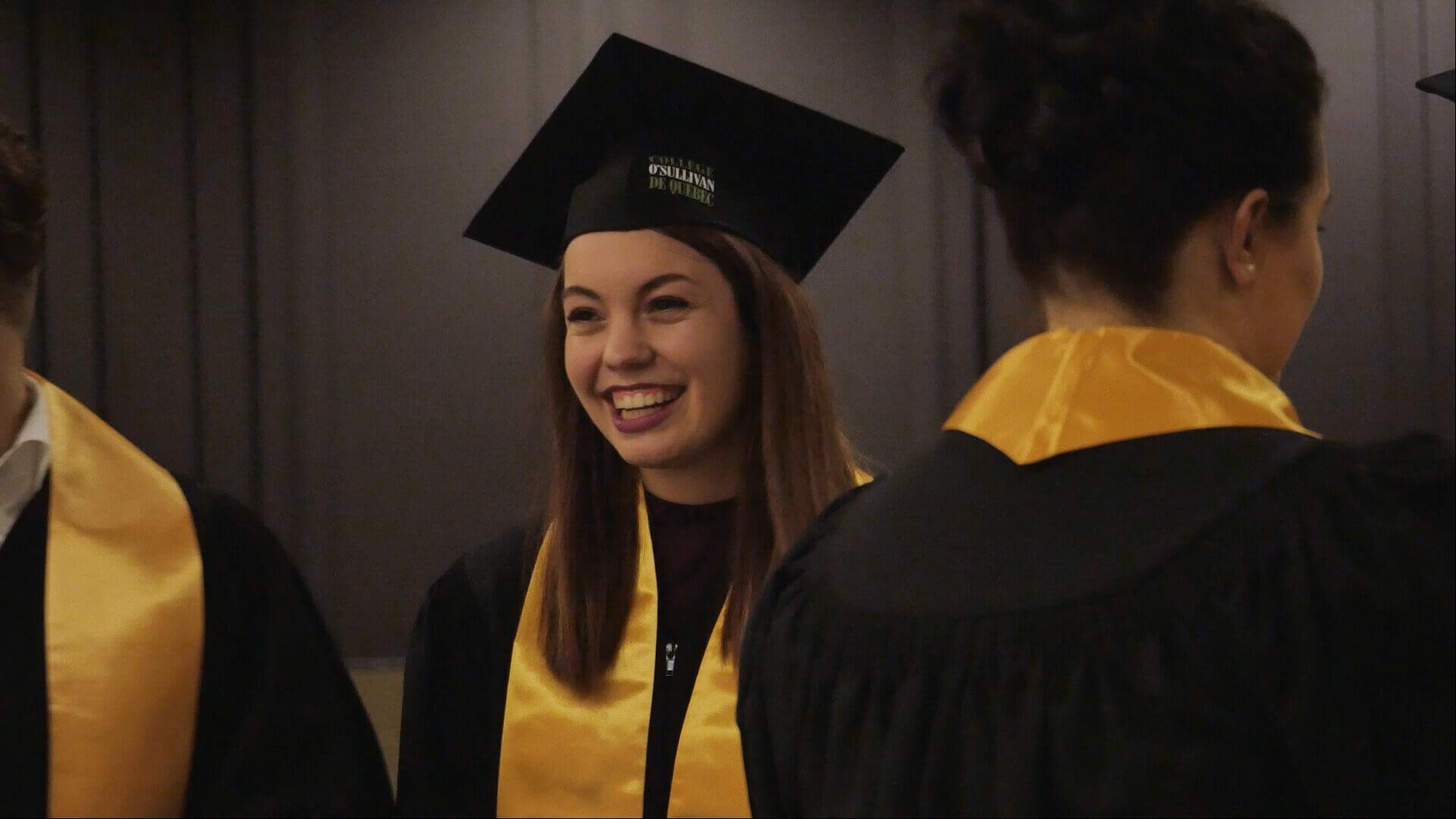 Finissants Collège O'Sullivan de Québec 2019